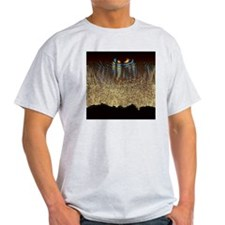 Quantum waves - T-Shirt