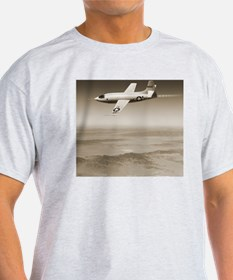 Bell X-1 supersonic aircraft - T-Shirt