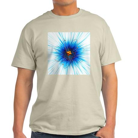 Atomic structure, artwork - Light T-Shirt