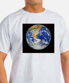 Earth from space - T-Shirt