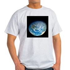 Earth from space, artwork - T-Shirt