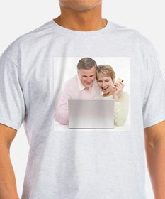 Internet shopping - T-Shirt