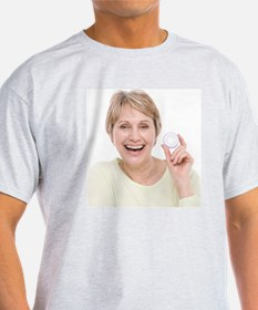 Hormone replacement therapy pills - T-Shirt