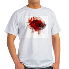 Blood stained tissue - T-Shirt