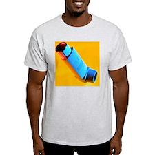 Asthma inhaler - T-Shirt