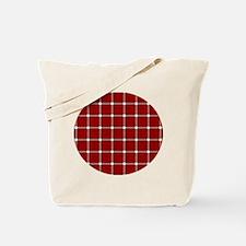red, Tote Bag