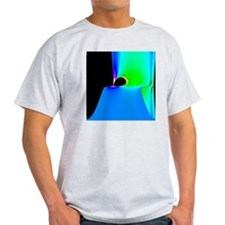 Black hole model - T-Shirt