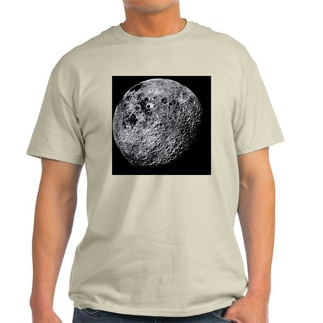 Far side of the Moon - Light T-Shirt