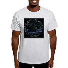 Artwork of the celestial northern hemisphere - Lig