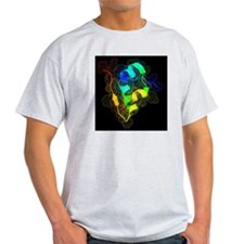 Insulin molecule - T-Shirt