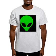 Alien face - T-Shirt