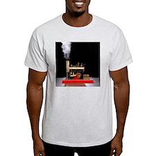 Model steam engine - T-Shirt
