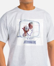 Electronic doctor - T-Shirt