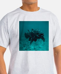 Coelacanth fish - T-Shirt