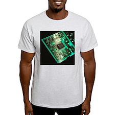 Computer circuit board - T-Shirt