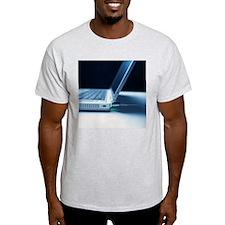 Laptop computer - T-Shirt