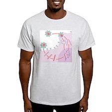 HIV replication - T-Shirt