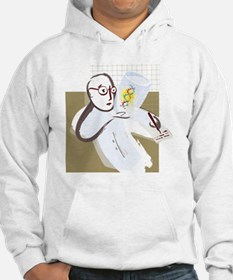 Genetics research, conceptual artwork - Hoodie