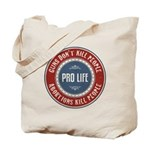 Abortions Kill People Tote Bag