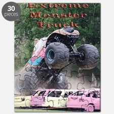 Cool Monster trucks Puzzle