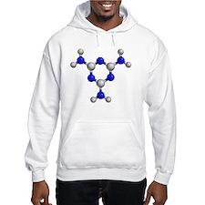 Melamine molecule - Hoodie
