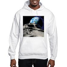 Near-Earth asteroid - Jumper Hoody
