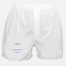 ENFJ Hug Boxer Shorts