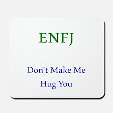 ENFJ Hug Mousepad