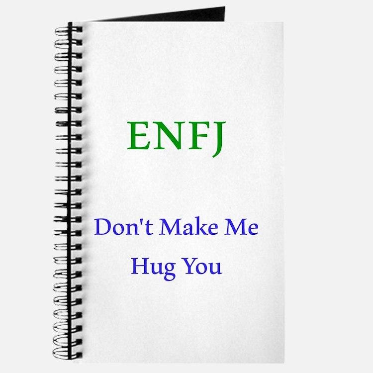 ENFJ Hug Journal