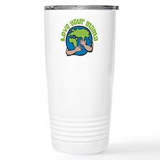 Love Your Mama Travel Coffee Mug
