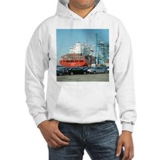 Container ship - Hoodie