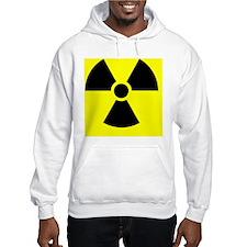 Radiation warning sign - Hoodie