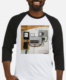 Electricity meter and fuse boxes - Baseball Jersey
