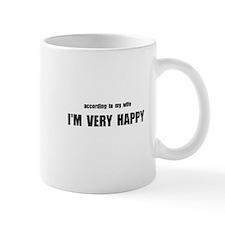 Wife Happy Mug