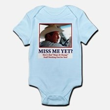 George W. Bush/Hope and Change Infant Bodysuit