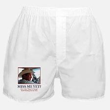 George W. Bush/Hope and Change Boxer Shorts