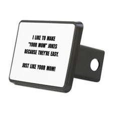 Your Mom Joke Hitch Cover
