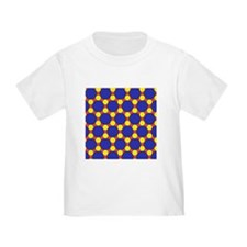 Uniform tiling pattern - T