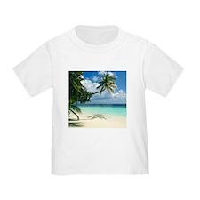 Tropical beach - T