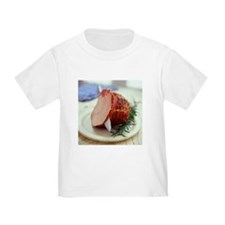 Sliced ham - T