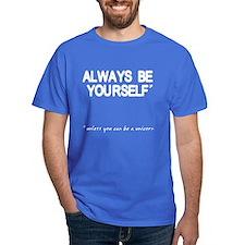 Always Be Yourself Unicorn T-Shirt