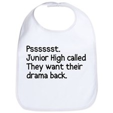 Junior high wants drama back Bib