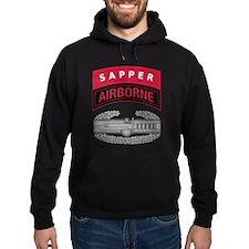 CAB w Sapper - Abn Tab Hoodie