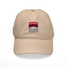CAB w Sapper - Abn Tab Baseball Cap