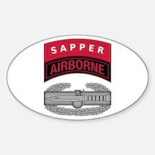 CAB w Sapper - Abn Tab Decal