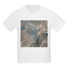Las Vegas, satellite image, 2009 - T-Shirt