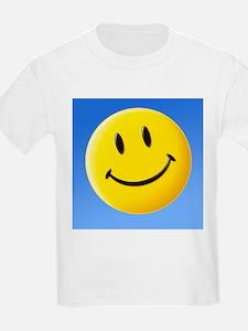 Smiley face symbol - T-Shirt