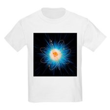 Atomic structure, artwork - T-Shirt