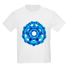 Buckyball, C60 Buckminsterfullerene - T-Shirt