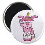 OES Easter Bunny Magnet